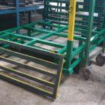 Pembuatan pallet besi - Metal Fabrication Companies